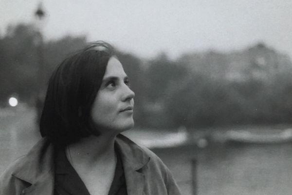Petra Bock - Als Studentin 1994 in Paris