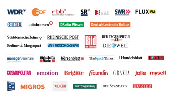 Medien in denen Dr. Petra Bock präsent ist
