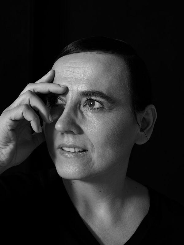 Petra Bock in 2016, Photographer: Joachim Baldauf